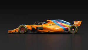 Fernando Alonso will run this weekend with a special car